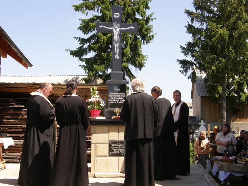 Sfinţirea altarului de vară
