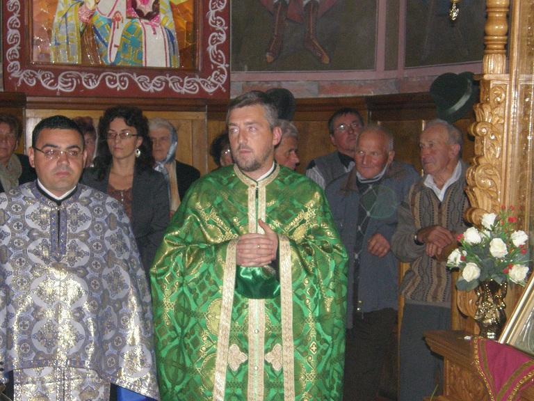 ''Adormirea Maicii Domnului''-Moment de bucurie duhovniceasca in parohia noastra