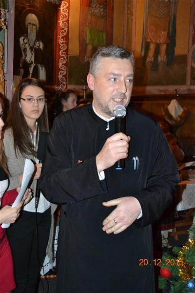Preotul Gheorghe Trofin