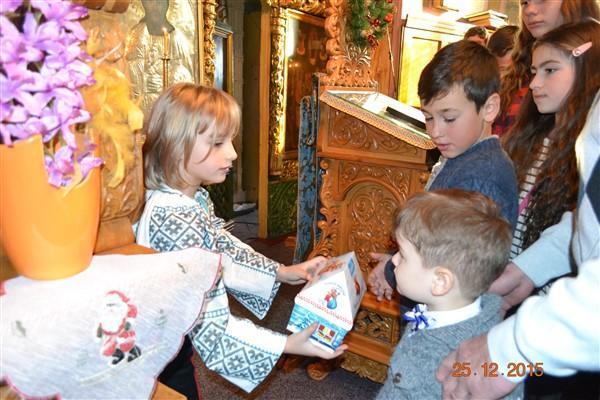 Cadouri dulci pentru prichindei