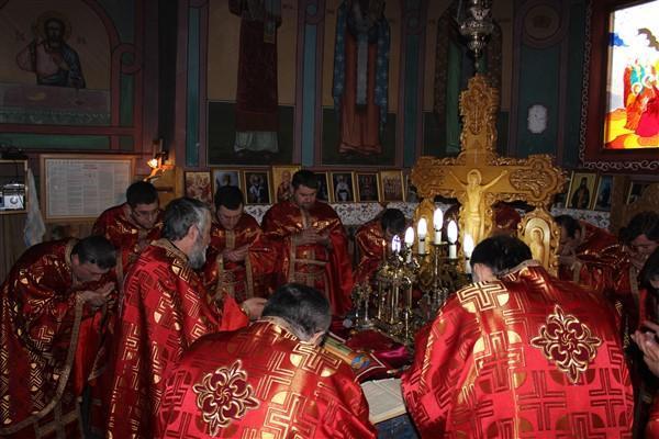Sfânta Liturghie